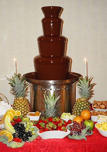 chocolate Fountain of Dreams